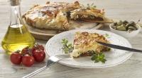 Spanakopita - řecký špenátový koláč