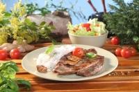 Hovězí steaky se zázvorem